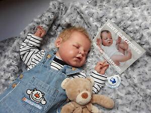 Rebornbaby Lukas von Reva Schick