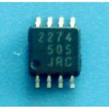JRC NJM2274R SOP Single  Low-Voltage  Low Power  RRO