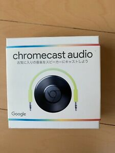 google chromecast audio brand new