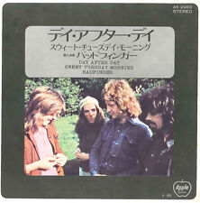 """BADFINGER """"Day After Day"""" rare 1971 Japan ONLY 7"""" w/ps BEATLES GEORGE HARRISON"""