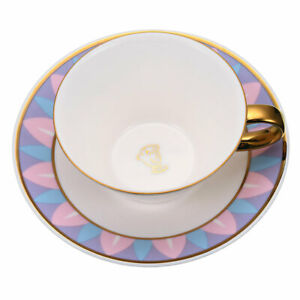 Chip Tea Cup & Sorcerer Set Disney Store Japan Beauty and the Beast