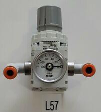 *PREOWNED* SMC IRV10-LN07BG Vacuum Regulator Valve 4B1-56L + Warranty!
