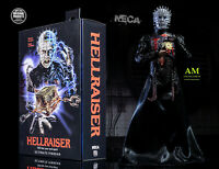 "NECA - HELLRAISER - ULTIMATE PINHEAD - 7"" ACTION FIGUR - NEU/OVP"