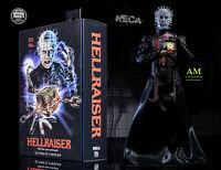 "NECA - HELLRAISER - ULTIMATE PINHEAD - 7"" ACTION FIGUR - NEU/OVP"