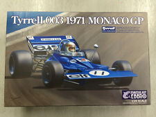 TYRRELL 003 1971 GP MONACO 1971 J.STEWART 1/20 KIT007.5800 EBBRO