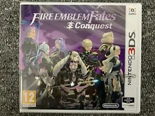 Fire Emblem Fates Conquest - Nintendo 3DS Brand New & Factory Sealed UK