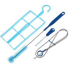 Hydration Pack Cleaning Kit Brushes & Hanger for Camelbak Platypus Bladder Tube