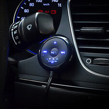 Vehicle AUX Audio Adapter 500mAh FM Bluetooth Transmitter for Samsung Galaxy