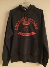 NWT $75 Nike Officially Licensed NFL Chicago Bears Hoodie Sweatshirt Size L