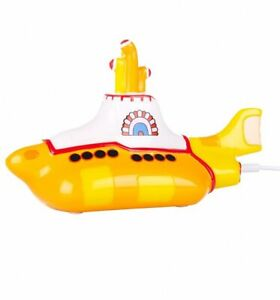 Official The Beatles Yellow Submarine LED Lamp from House Of Disaster