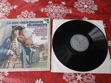 J S Bach Violin concerto LP Album  Germany pressing