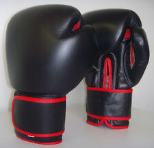 Boxing Gloves for Sparring/Competition in Genuine Leather with Air Maxx System