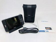 Epson P-2000 Multimedia Storage Viewer w/ Case Tt20