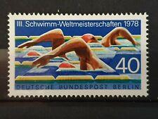 Germany Berlin - 1978 - WORLD SWIMMING CHAMPIONSHIP - 1 stamp  - MNH