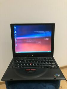 Vintage Retro IBM ThinkPad iSeries 1161 Laptop
