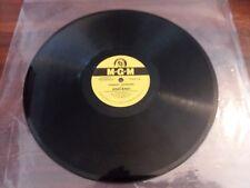 1950 N º Nueva Nos 1st Edición Johnny Desmond Because Of You / Andiamo Mgm 10947