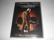 The Town That Dreaded Sundown DVD Horror – New