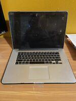 Apple MacBook Pro 15.4 inch Laptop - MJLU2LL/A (March, 2015)