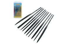ModelCraft PFL6001 Set de 10 limes de précision - 10 Piece Needle File Set