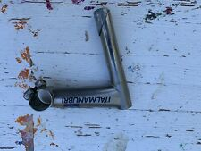 Vintage ITM Eclypse Italmanubri 110mm Quill Stem Racing Road