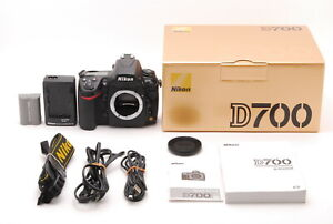 [Almost UNUSED] Only 273 Shots!! NIKON D700 12.1MP Digital SLR Camera From JAPAN