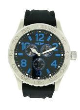 I by Invicta IBI41705-003 Men's Round Analog Day Date Blue Black Watch