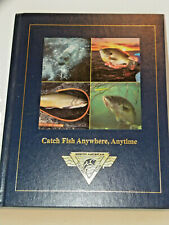North American Fishing Club 3 Volume Set (Hardcover) Nice Used Condition