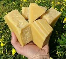 Beeswax Pure 100% Australian Organic Blocks 50g - 5kg Local Bees Wax for Candles