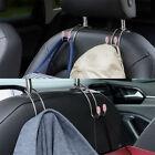 Headrest Bag Rack Seat Back Organizers Backseat Storage Hooks Car Hangers