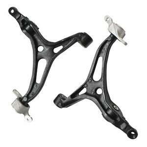 Fit Mercedes Benz M Gl Class W164 X164 2005-ON Pair Front Lower Control Arm L+R