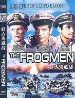 The Frogmen - Richard Widmark, Dana Andrews, Gary Merrill New UK  All Region DVD
