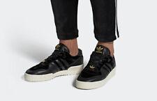 Nuevo EH0181 para hombre Adidas Rivarly Baja 80s Baloncesto Zapatillas Zapatos UK-10-10, 5