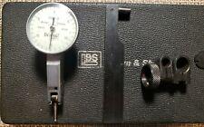 Tesa Brown Amp Sharpe 599 7032 6 Dial Test Indicatorvert0 To 0008 In