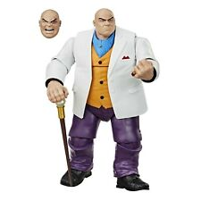 "Marvel Legends Exclusive Retro Spider-Man Kingpin 6"" Action Figure Loose In Hand"