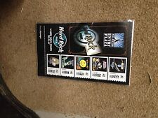 Hard Rock Amusement Park Stamps  All Access Plaze Stamps.com Rare United State