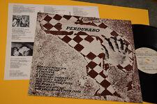 BAND OF HOLY JOY LA MUERTE..LP PERDURABO COMPILATIO GARAGE ORIG 1987 EX+ INSERTO