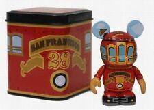 "New Disney Vinylmation San Francisco Cable Car - 3"" - In Tin"