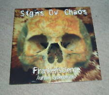 Signs ov Chaos   LP  Frankenscience  2 x VINYL LP EARACHE RECORDS