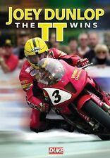 JOEY DUNLOP - THE TT WINS - TT Isle of Man DVD