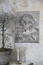 Jeanne d'Arc Living Poster Bannière Venus sur les eaux 42x29cm Shabby Vintage Neuf