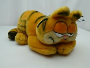 RETRO GARFIELD CUTE PLUSH FROM 1970s SITTING DOWN