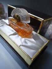 AVON RARE GOLD Pure Parfum 15ml 1/2oz Vintage 1996 New Silk Lined Near Mint Box