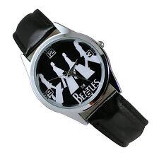 The Beatles Wrist Quartz Watch Fashion Gift Xmas Woman Boy Lady Girl Bea3