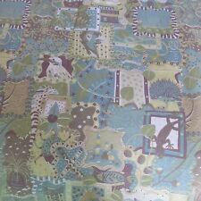 10 m x  150cm wide Australian Designed Voile fabric, T shirt , Dress Bec Pierce