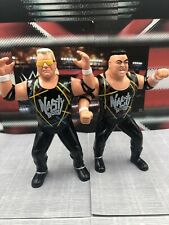 WCW OSFTM NASTY BOYS BLACK OSFT O.S.F.T.M. O.S.F.T. WRESTLING FIGURE WWF WWE