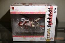 Samurai Girls: 1/8 Yagyu Jubei Anime Figure Alter NEW! - AUTHENTIC!