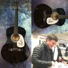 Gfa Donny & Marie Osmond * The Osmonds * Signed Acoustic Guitar Proof O2 Coa