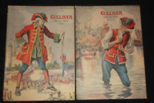 Gulliver chez les nains - J. Swift - 1909 ill. Vaccari - 2/2 - in folio