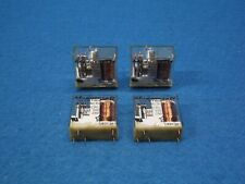 Four Spdt 12 volt relays, Magnecraft brand, tested. Lot of 4 relays.