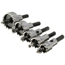 High Quality 5PCs HSS Drill Bit Hole Saw Set Stainless Steel 16-30mm X6R5